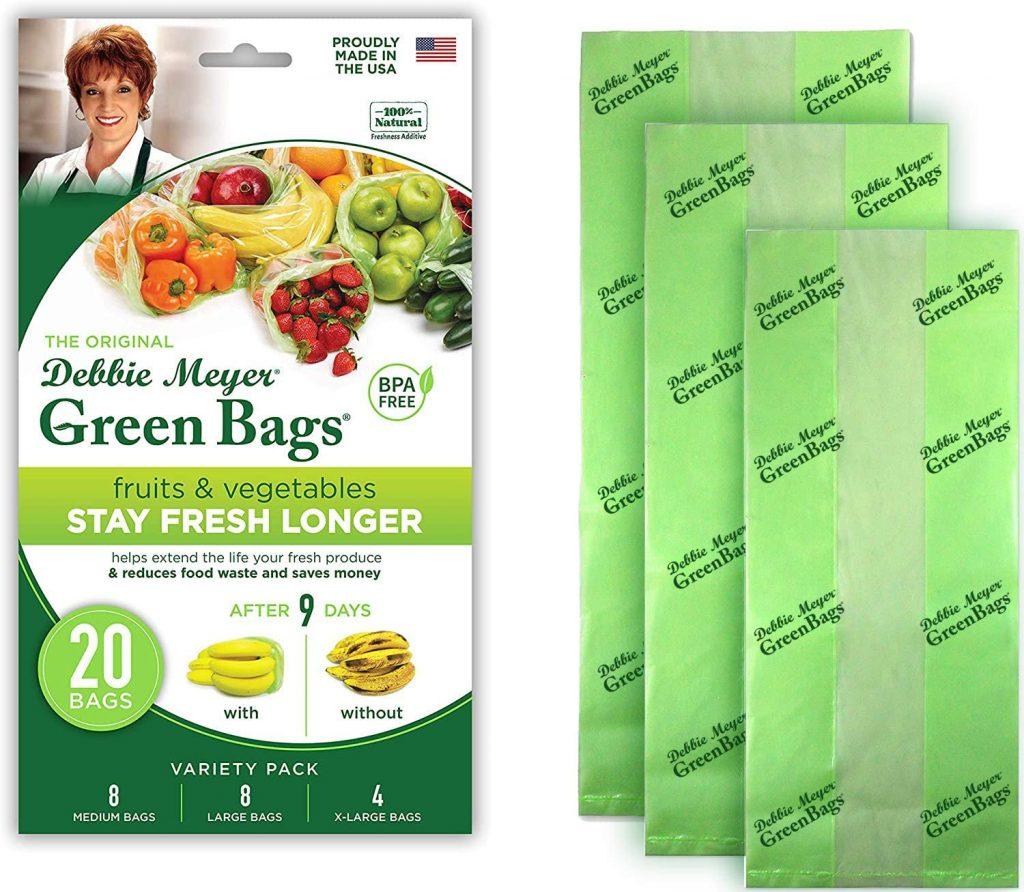 Debbie Meyer Reusable Food Storage bags
