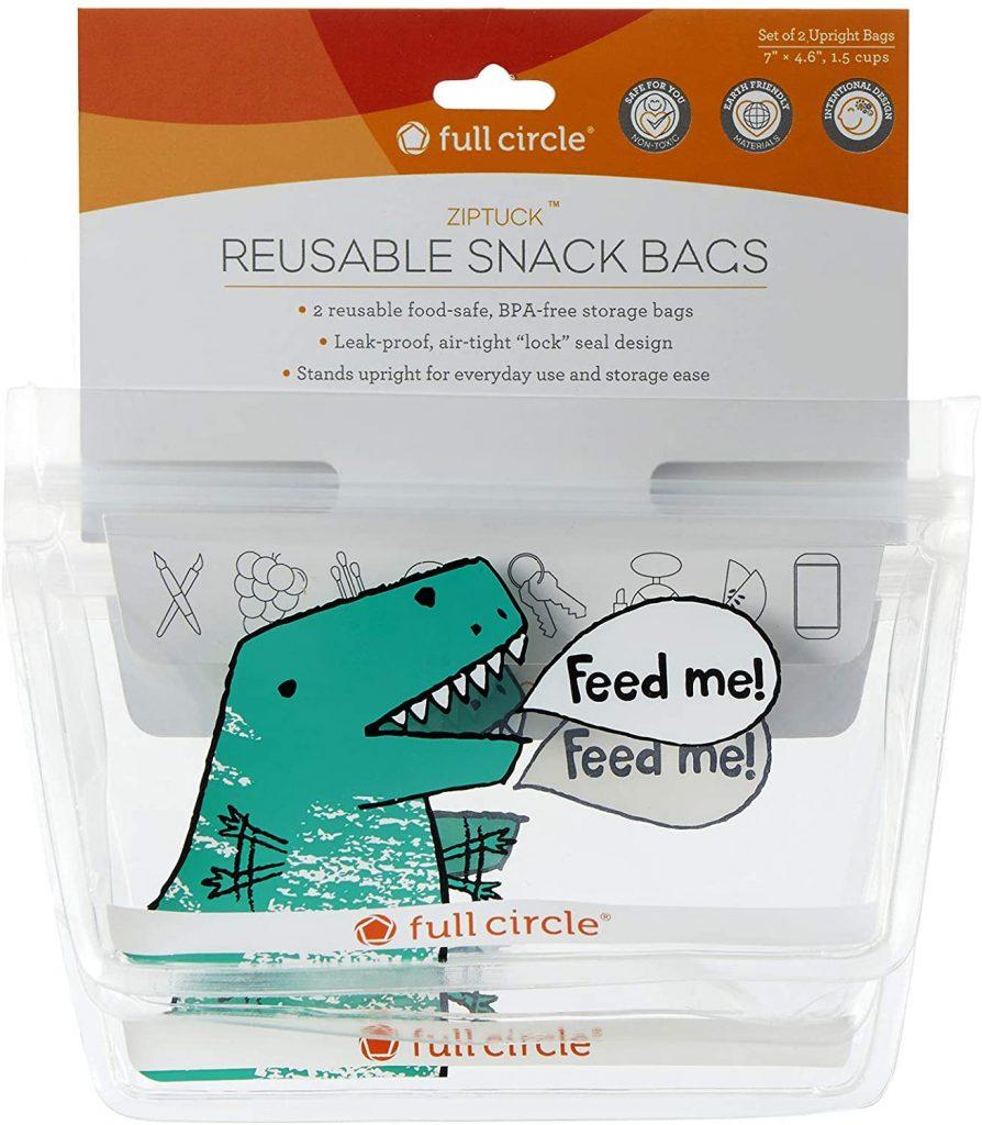 Full Circle Reusable Snack Bags