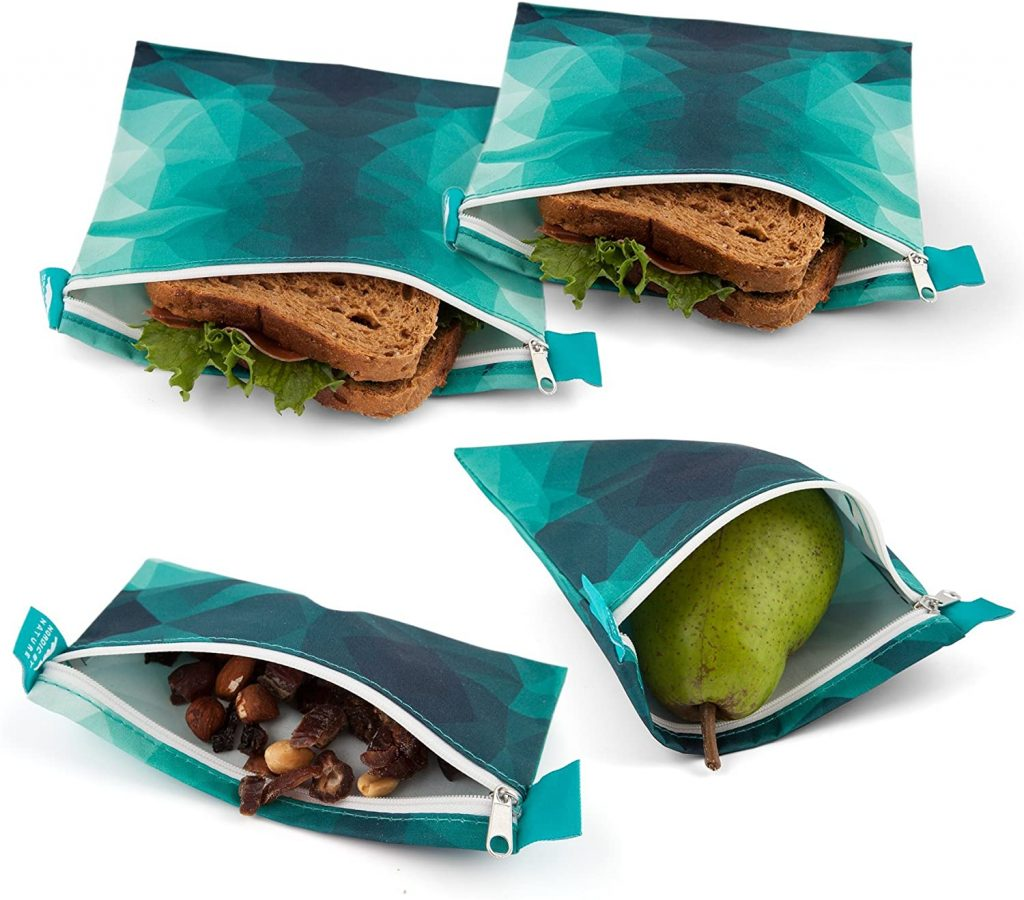 Nordic By Nature Reusable Snack Bags