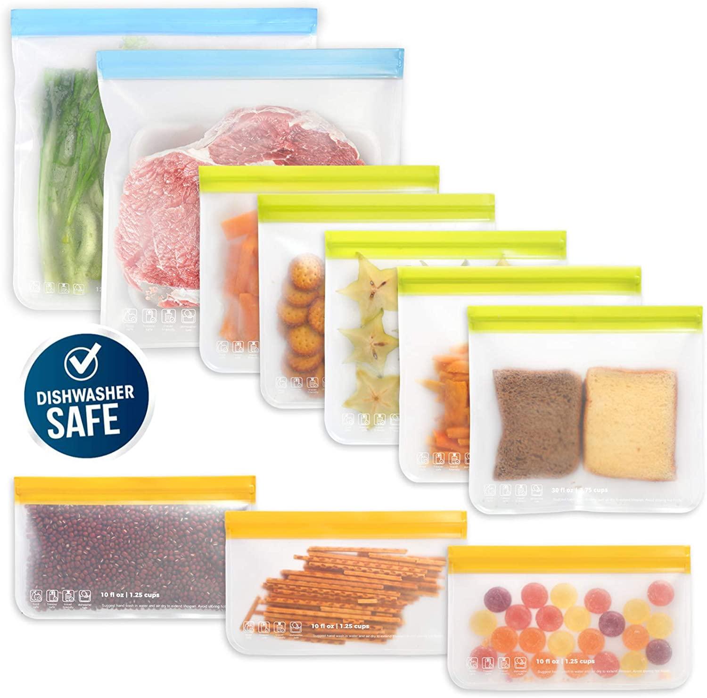 Roonoo Reusable Freezer bags