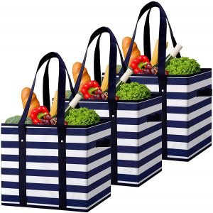 WiseLife Reusable Grocery Bag