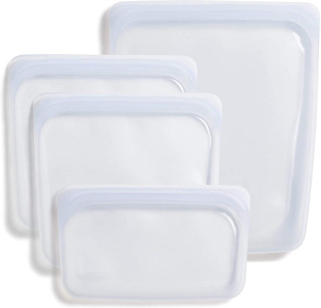 Stasher Reusable Food Storage Bags