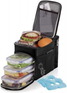 Versal Reusable Lunch Box